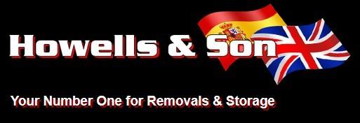 Empresa de mudanzas Howells & Son Removals & Storage