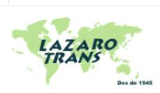 Empresa de mudanzas Lazarotrans S.L.
