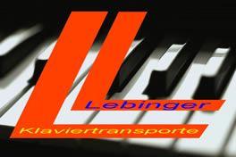 Umzugsunternehmen LEBINGER Klaviertransporte