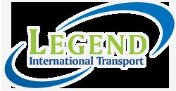 Moving company Legend International Transport