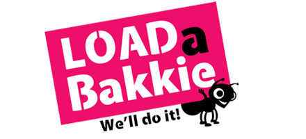 Moving company Load a Bakkie