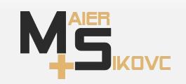 Maier + Sikovc