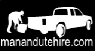 Removalist Man and Ute Hire