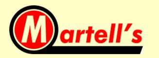Martell's International Removals