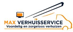 Verhuisbedrijf Max Verhuisservice