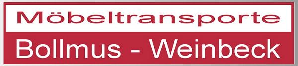 Umzugsunternehmen Möbeltransporte Bollmus-Weinbeck