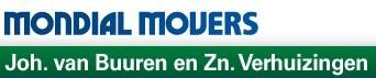 Verhuisbedrijf Mondial Joh. van Buuren en Zn. Verhuizingen