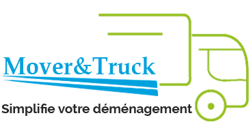 Moving company Mover and Truck