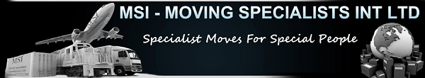 Removal company MSI - Moving Specialists Int
