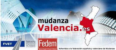 Empresa de mudanzas Mudanza Valencia