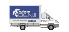 Empresa de mudanzas Mudanzas Benji