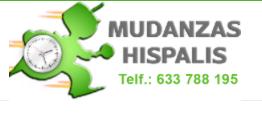 Empresa de mudanzas Mudanzas Hispalis