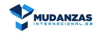 Empresa de mudanzas Mudanzas Internacional