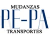 Empresa de mudanzas Mudanzas Pe-pa S.l.