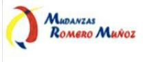 Empresa de mudanzas Mudanzas Romero Muñoz