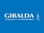 Empresa de mudanzas MUDANZAS Y GUARDAMUEBLES GIRALDA
