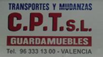 Empresa de mudanzas Mudanzas y Transportes CPT