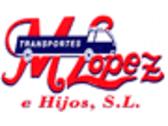 Empresa de mudanzas Mudanzas y Transportes Lopez e Hijos