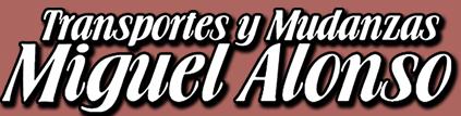 Empresa de mudanzas Mudanzas y Transportes Miguel Alonso
