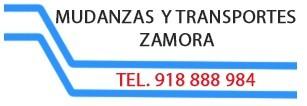 Empresa de mudanzas Mudanzas y Transportes Zamora