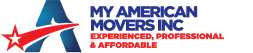 Moving company My American Movers