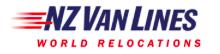 Moving company New Zealand Van Lines