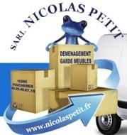 Déménageur Nicolas Petit