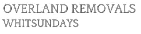 Removalist Overland Removals Whitsundays
