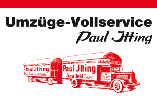 Umzugsunternehmen Paul Itting Spedition & Möbeltranspor