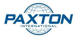 Moving company Paxton International