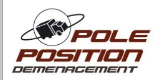 Déménageur Pole Position