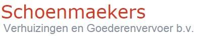 Verhuisbedrijf R. Schoenmaekers Verhuizingen