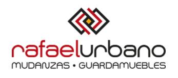 Empresa de mudanzas Rafael Urbano