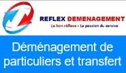 Déménageur Reflex Demenagement