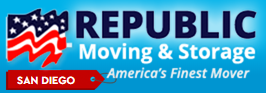 Moving company Republic Moving and Storage