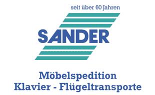 Umzugsunternehmen Sander Möbelspedition Klavier- Flügeltransporte