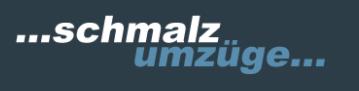 Umzugsunternehmen Schmalz Umzüge