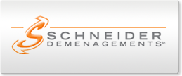 Moving company Schneider Déménagements