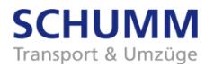 Umzugsunternehmen SCHUMM Transport & Umzüge