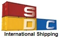 Moving company SDC International Shipping