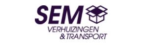 Verhuisbedrijf SEM Transport & Verhuizingen