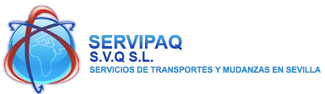 Empresa de mudanzas Servipaq