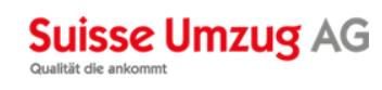 Moving company Suisse Umzug AG