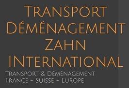 Déménageur Transport Déménagement Zahn International
