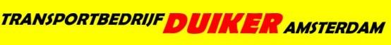 Verhuisbedrijf Transportbedrijf Duiker