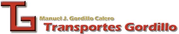 Empresa de mudanzas Transportes Gordillo