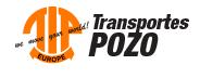 Empresa de mudanzas Transportes Pozo