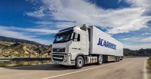 Empresa de mudanzas Transportes y  Mudanzas J. Carrion