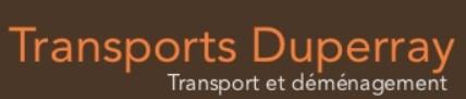 Déménageur Transports Duperray