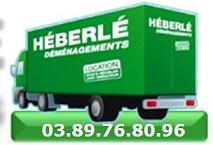 Déménageur Transports J Héberlé